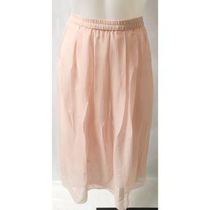 Pink Vintage Skirt Size 10P